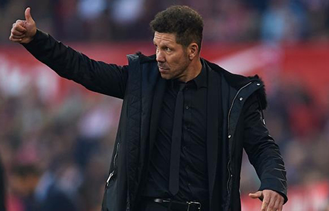 """Симеоне: """"Мадрид"""" получает больше пенальти потому, что они больше атакуют. Все правильно"""""""