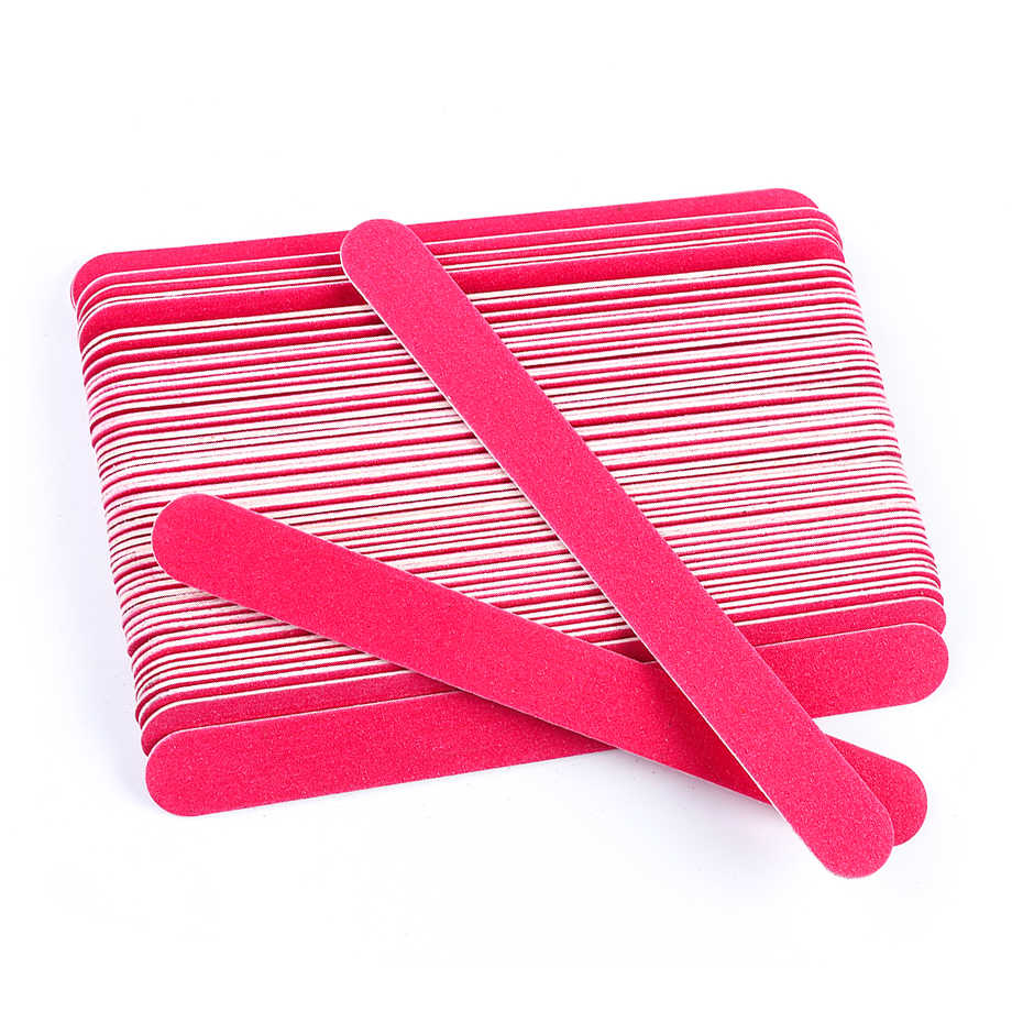 Бумажные пилочки для подпиливания ногтей.