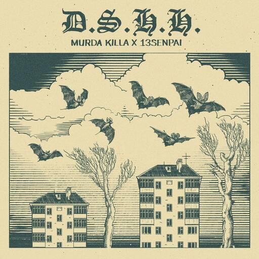 Murda Killa x 13senpai - D.S.H.H. (2020) [MP3|320 Kbps] Rap, Hip-Hop