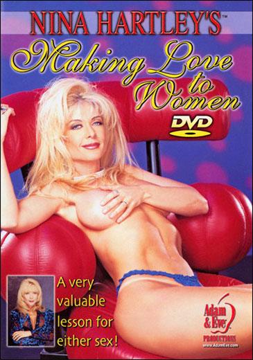 Руководство Нины Хартли по занятиям любовью с женщинами / Nina Hartley's Guide To Making Love to Women (2000) DVDRip |