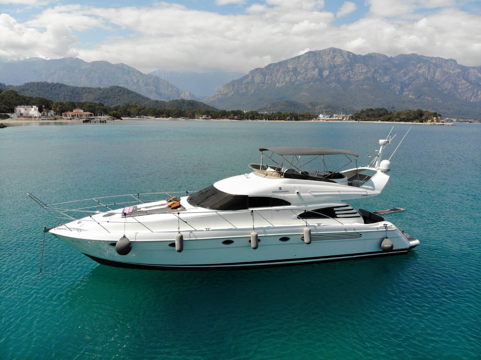 аренда яхты в Турции