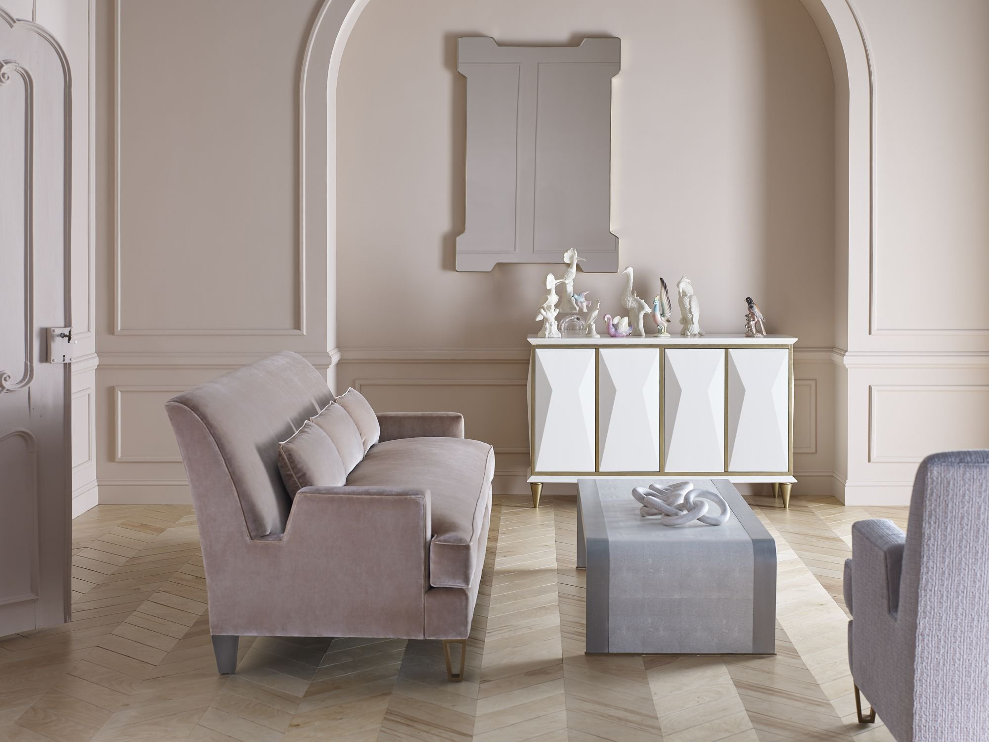Мебель Baker Furniture, LOUIS DENIOT COLLECTION.