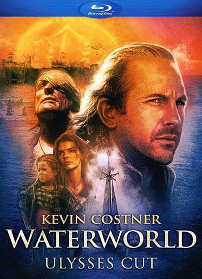 Водный мир / Waterworld (1995) BDRip [H.265 / 1080p] [10-bit] [Ulysses Cut, Remastered] [GBR Transfer]