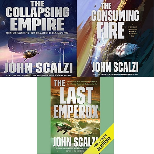The Interdependency Series Book 1-3 - John Scalzi
