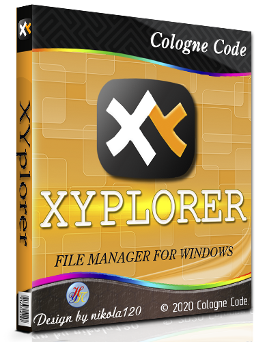XYplorer 21.40 RePack (& Portable) by TryRooM [2020,Multi/Ru]