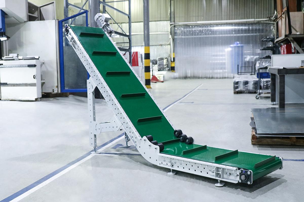 Производство наклонных транспортеров снятие обшивки двери транспортер т5