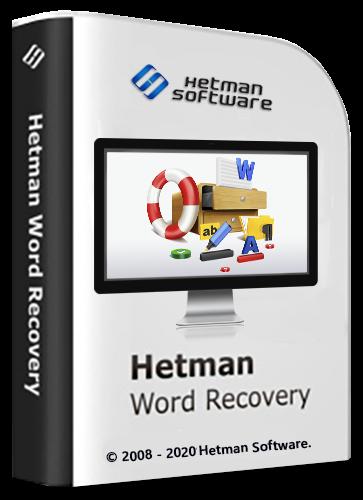 Hetman Word Recovery 2.9 RePack & Portable by ZVSRus [2020, Ru / En]