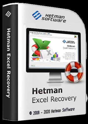 Hetman Excel Recovery 2.9 RePack (& Portable) by ZVSRus [2020, Ru/En]