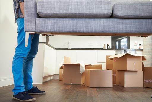 Перевозка мебели - задача для мувинговой компании