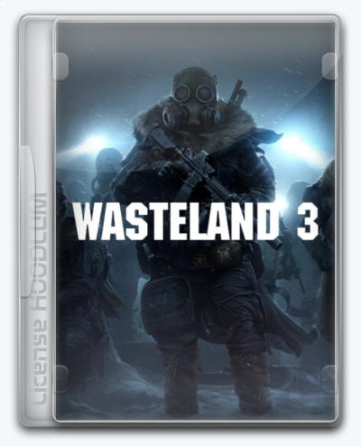 Wasteland 3 (2020) [Ru / Multi] (1.1.1 / dlc) License HOODLUM