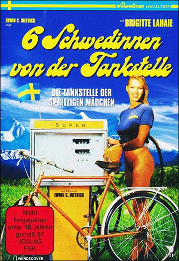 Шесть шведок с бензоколонки / Sechs Schwedinnen von der Tankstelle (1980) BDRip