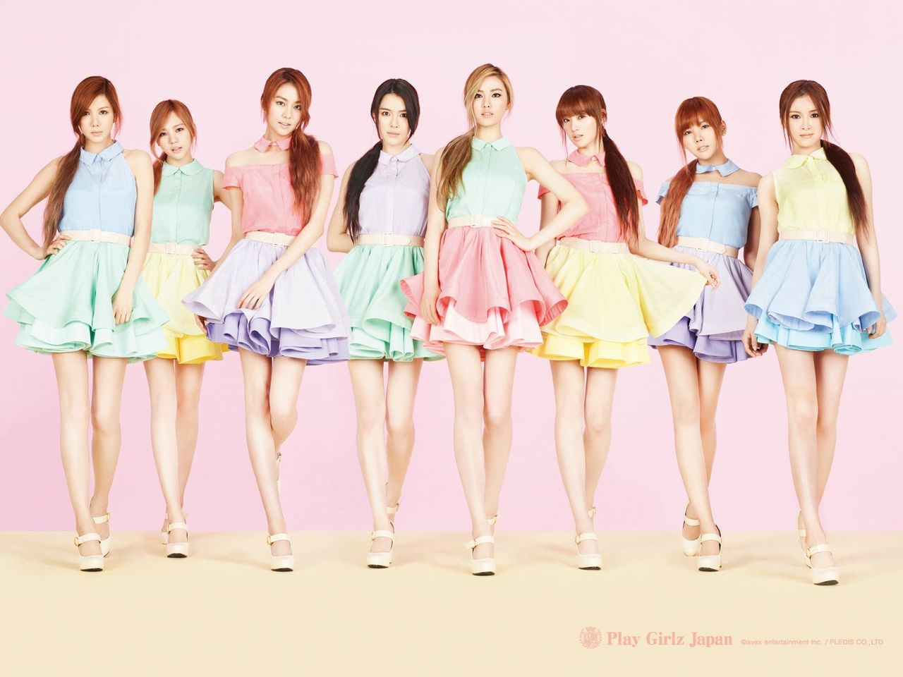 After School, k-pop group, Play Girlz [PH201027083301]