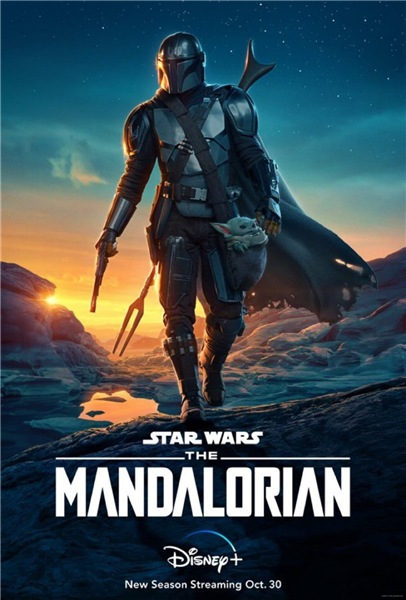 Мандалорец / The Mandalorian [Сезон: 2] (2020) WEB-DL 1080p | AlexFilm, LostFilm, NewStudio, Jaskier, TVShows, Сербин