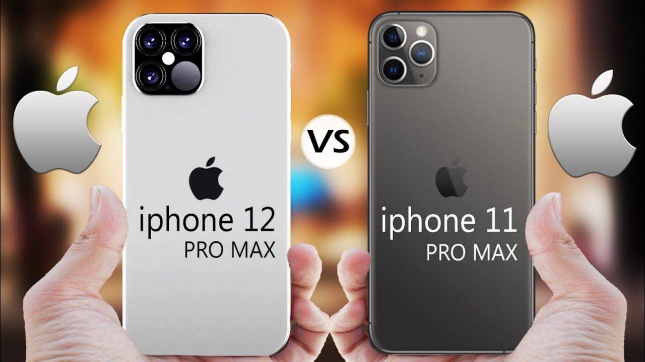 Сравниваем IPhone 12 Pro и IPhone 12 Pro Max