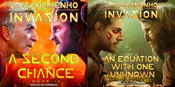 Invasion Series Book 1-2 - Vasily Mahanenko