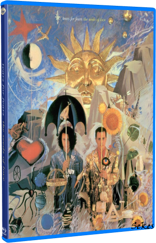Tears for Fears - The Seeds of Love (2020, Blu-ray)