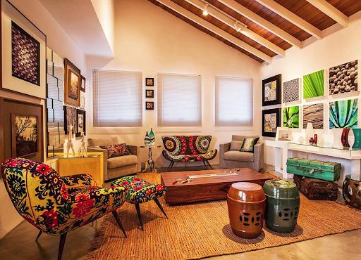 Стиль этно в интерьере вашего дома: нотки экзотики в привычной обстановке