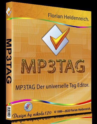 Mp3tag 3.03 RePack (& Portable) by TryRooM [2020,Multi/Ru]