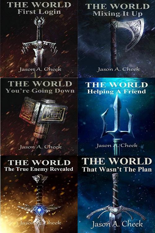 The World Series Books 1-6 - Jason Cheek