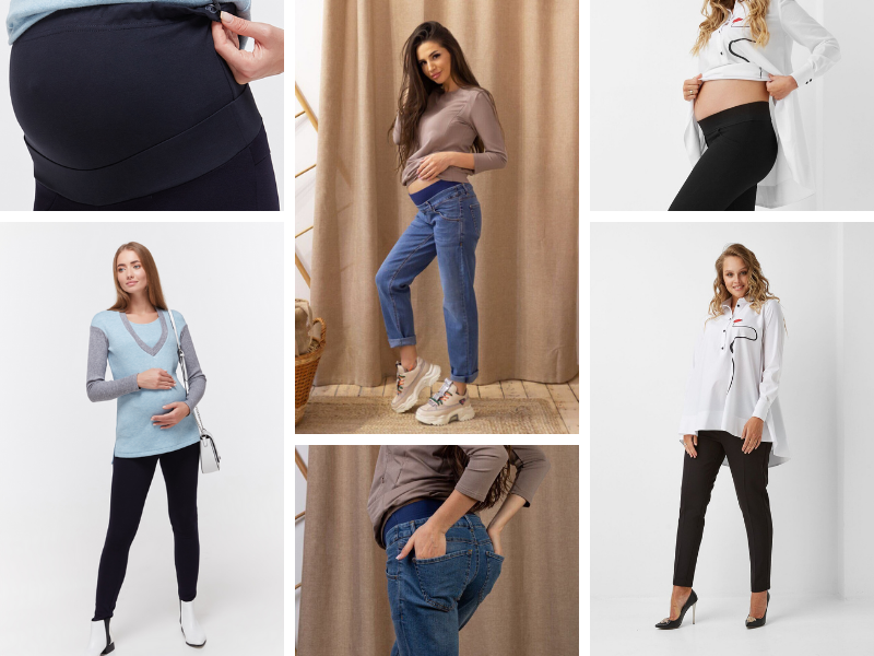 Одежда для беременных на 9m.com.ua