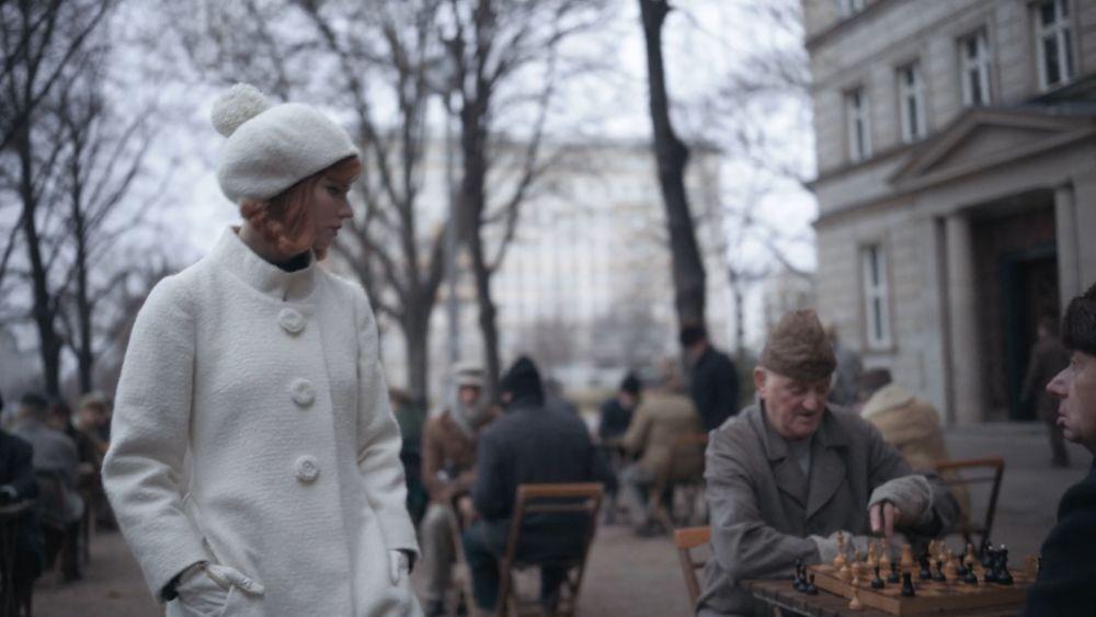Бет гуляет по Москве