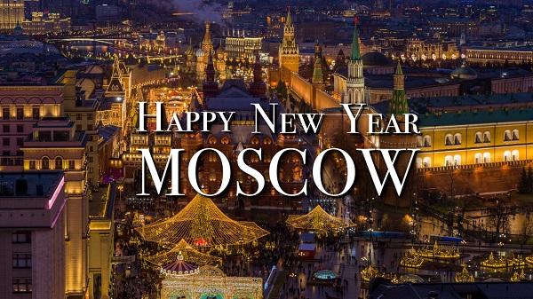 Новогодняя Москва / New Year Moscow (2020) (4k, WEBRip ) [2160p]