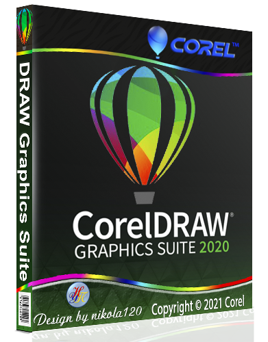 CorelDRAW Graphics Suite 2020 22.2.0.532 RePack by PooShock [2021,Multi/Ru]