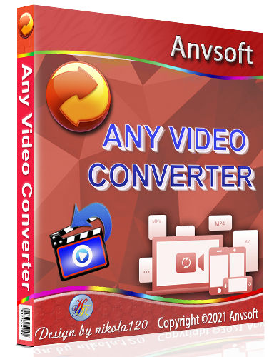 Any Video Converter Professional 7.0.8 RePack (& Portable) by TryRooM [2021,Multi/Ru]