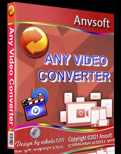 Any Video Converter Ultimate 7.0.9 RePack (& Portable) by elchupacabra [2021,Multi/Ru]