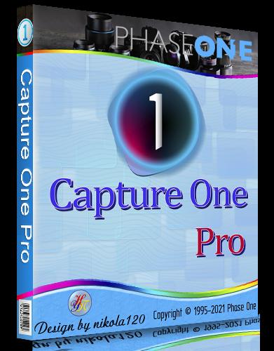 Phase One Capture One Pro 21 14.0.2.36 [2021,Multi/Ru]