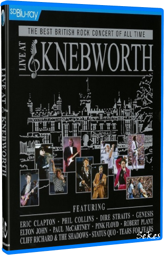 The Best British Rock Concert Of All Time 1990 (2015, Blu-ray)