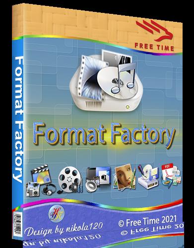 Format Factory 5.6.0.0 RePack (& Portable) by TryRooM [2021,Multi/Ru]