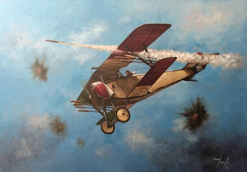"""Ракеты Ле Прие – """"воздух-воздух"""" времен Первой мировой"""