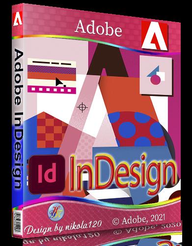 Adobe InDesign 2021 16.1.0.20 RePack by KpoJIuK [2021,Multi/Ru]