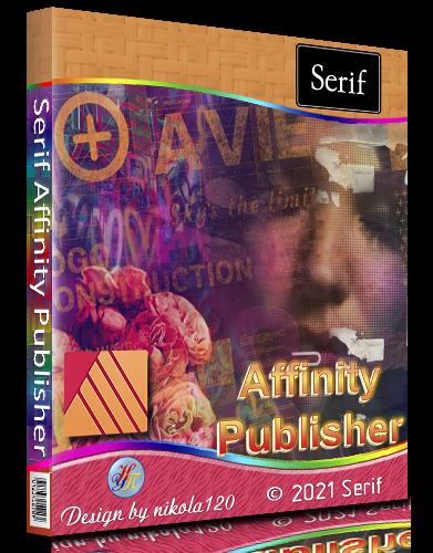 Serif Affinity Publisher 1.9.0.932 RePack by KpoJIuK [2021,Multi/Ru]