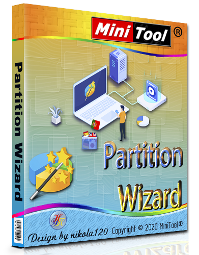 MiniTool Partition Wizard Enterprise 12.3.0 RePack by KpoJIuK [2021,Multi/Ru]
