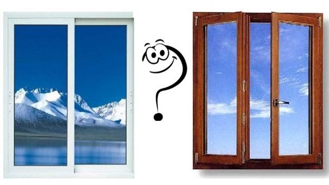 Деревянные и пластиковые окна: преимущества и недостатки