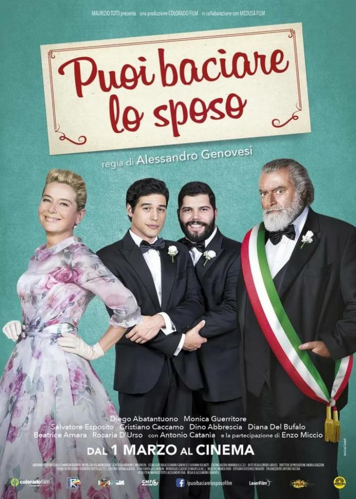Моя большая итальянская гей-свадьба