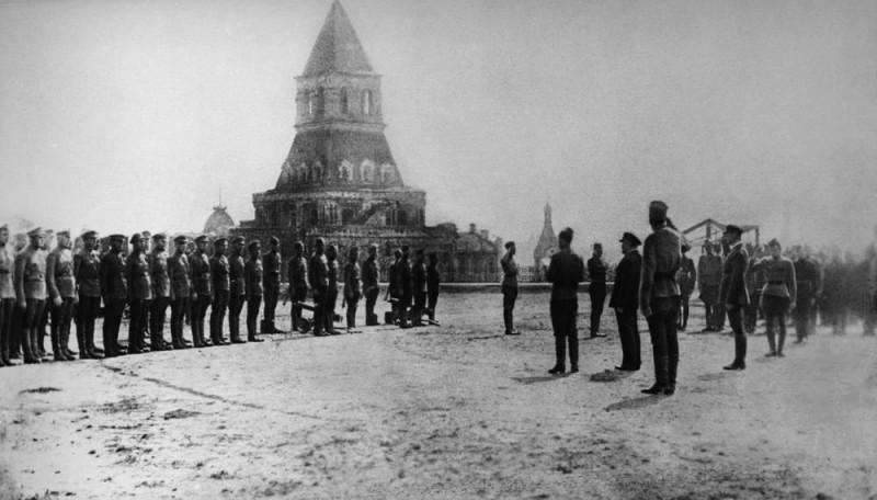 Отряд особого назначения для защиты Ленина
