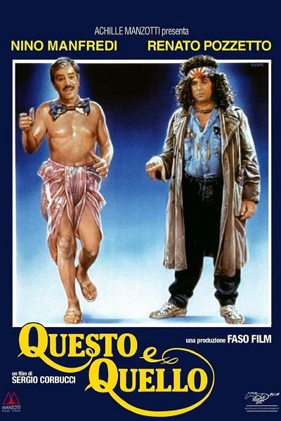 Этот и тот / Questo e quello (1983) DVDRip