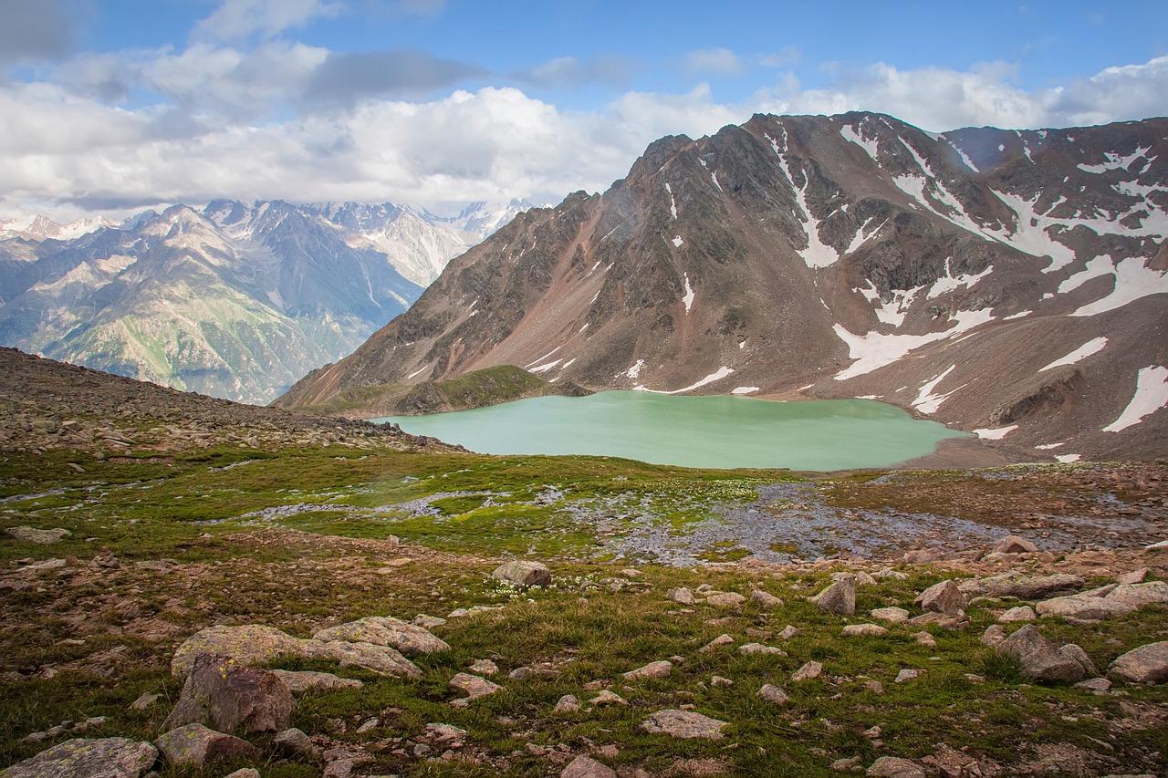 География Кавказа
