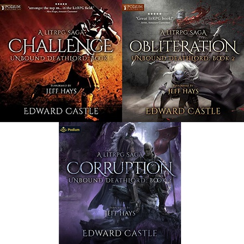 Unbound Deathlord Series Book 1-3 - Edward Castle