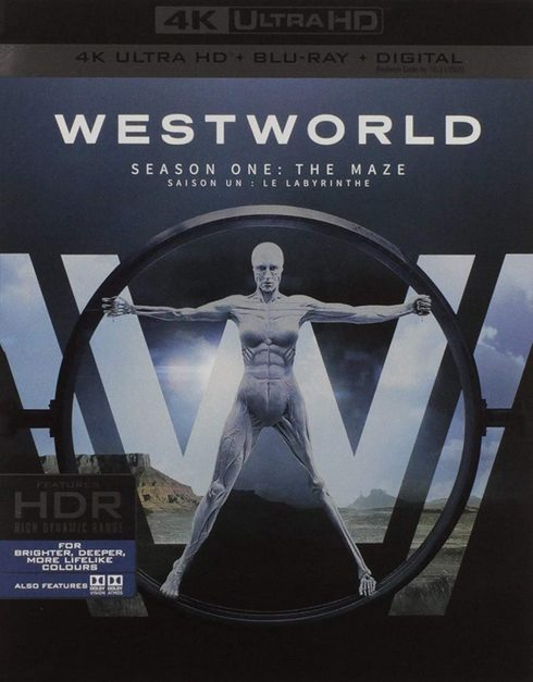 Мир Дикого запада / Западный мир / Westworld [S01] (2016) UHD BDRemux 2160p | 4K | HDR | Dolby Vision Profile 8 | D | Amedia
