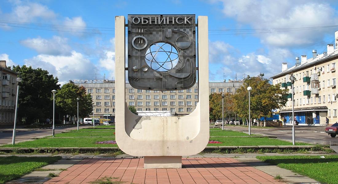Откатные ворота в Обнинске