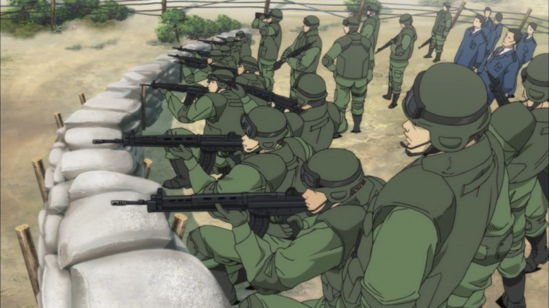1-я воздушно-десантная бригада «Кутей» Сил самообороны Японии