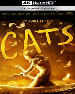 Cats (2019) .mkv 4K 2160p WEBRip HEVC x265 HDR ITA ENG DTS AC3 Subs VaRieD