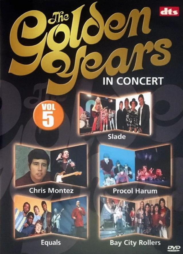 The Golden Years In Concert Vol 5 DVDrip