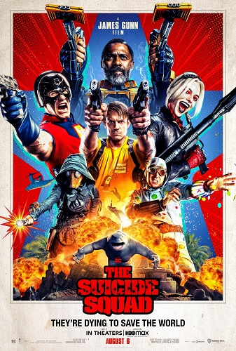 The Suicide Squad 2021 1080p HMAX WEB-DL DDP5 1 Atmos x264-EVO