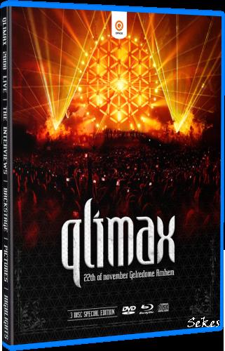 Qlimax - Next Dimensional World (2008, Blu-ray)