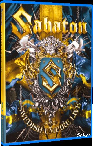 Sabaton - Swedish Empire Live (2013, 2xBlu-ray)